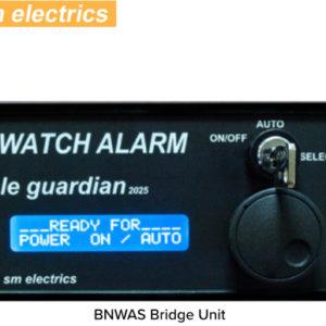 BNWAS Bridge Navigational  Watch Alarm System 4