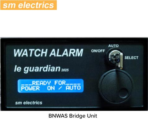 BNWAS Bridge Navigational  Watch Alarm System 1