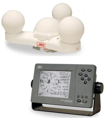 JRC GPS Compass 1