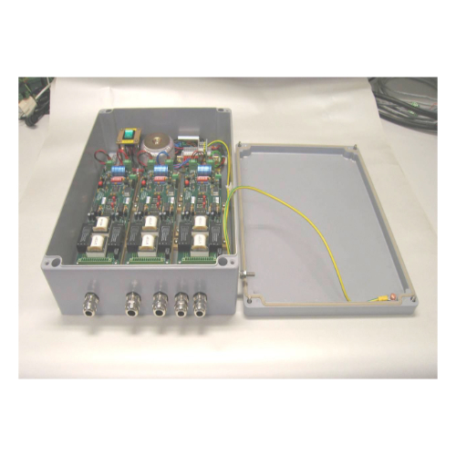 SR04-02.3 NMEA to 26V, 400Hz SYNCHRO Converter  Roll / Pitch & Heading 1