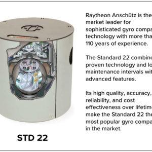 STD 22 & STD 30 MF Gyrocompasses 47