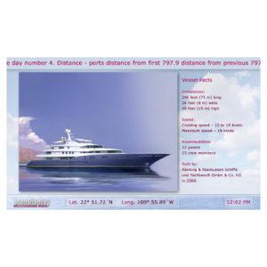 ScanDisplay®  Ship  Details  Display 22