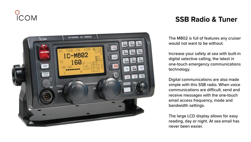 VHF Radio 2
