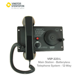 Battery-less Emergency Phone Systems 3