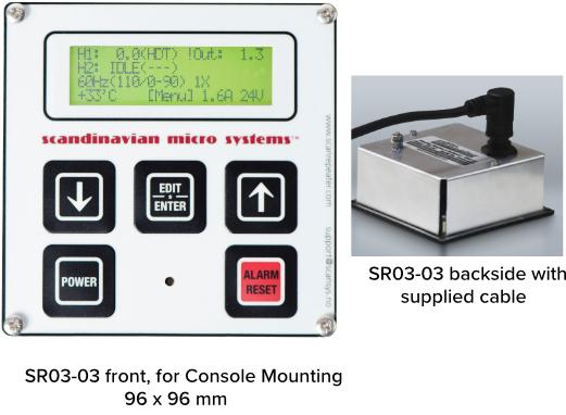 NEMA Converter Remote Control