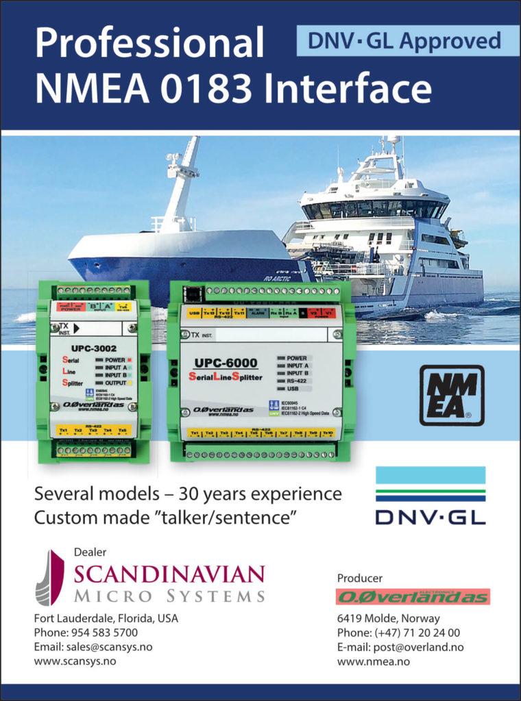 NEMA Interface 2